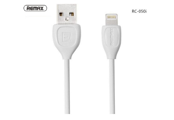 Кабель Remax Lesu RC-050i, Lightning, 1A, довжина 1м, для iPhone 5,6,7
