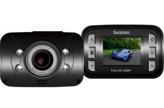 FANTOM FT DVR-900FHD відеореєстратор