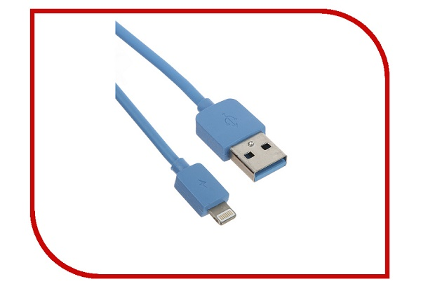 Кабель Remax USB - Lightning Light Speed Series RC-006i